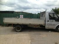 ford transit 90t350 flatbed non runner