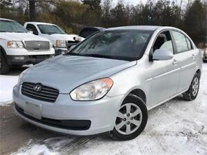 2008 Hyundai Accent 1-Owner Gas Saver Auto Power Group