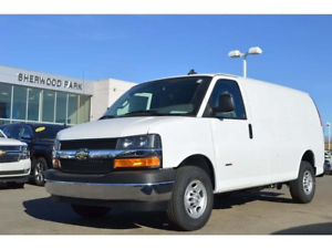 2018 Chevrolet Express 2500 Work Van Diesel 8 Speed 780-938-1230