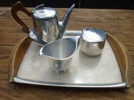Picquot coffee set