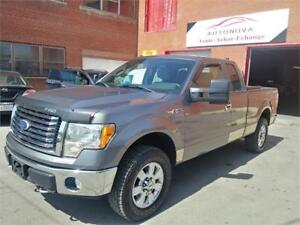 ***2010 FORD F-150  XLT***4PORTE/4X4/TRES PROPRE/514-999-4555.
