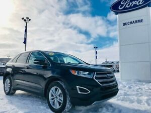 2018 Ford Edge SEL, AWD, $207 Bi-Weekly! Heated Seats, SYNC!