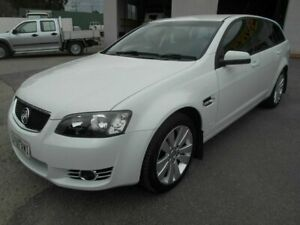 2013 Holden Commodore VE II MY12.5 Z-Series (LPG) White 6 Speed Automatic Sportswagon Woodville Charles Sturt Area Preview