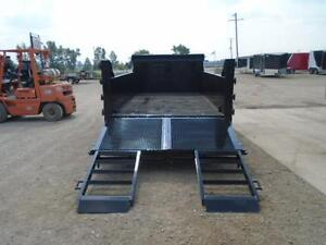 ALL PURPOSE DUMP TRAILER 6 X 12 5 TON WITH COMBO GATE QUALITY London Ontario image 6