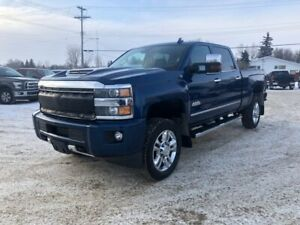 2018 Chevrolet Silverado 2500HD High Country High Country Diesel