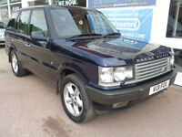 Land Rover Range Rover 4.6 V8 auto 2000 HSE !!! LPG/Petrol !!! 4x4 P/S/H