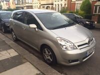 2007 Toyota Corolla Verso 1.8 TR Multimode 5dr , AUTOMATIC, only 61,000 Miles, we have 2008 aswel