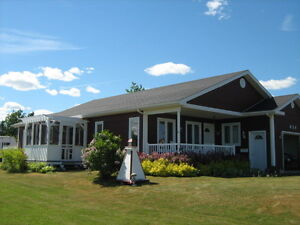House for sale in Beresford with waterview - Bay des Chaleur