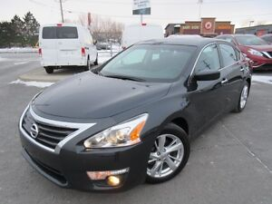 2013 NISSAN ALTIMA 2.5 SV CAMERA S-ROOF ALLOYS PWR SEAT H-SEATS