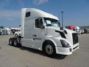 2014 Volvo VNL64T 670 Just Off Full Maintenance Lease!
