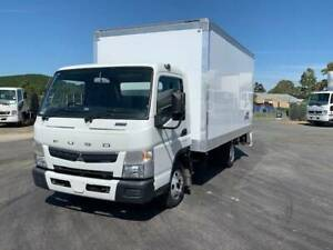 2017 Fuso Canter 515 Wide Cab Pantech South Murwillumbah Tweed Heads Area Preview