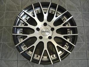 """Kit roues de mag avec pneus neufs 18"""" #M31"""