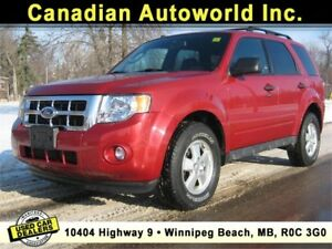 2011 Ford Escape XLT All Wheel Drive