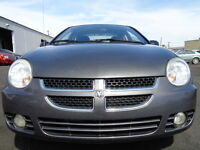 2004 Dodge Neon SX 2.0---AUTO---ONE OWNER----ONLY 85,000KM