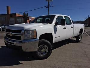 2007 CHEVROLET SILVERADO 3500HD HD 4X4 **LONG BOX-NEW TIRES**