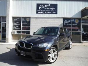 2010 BMW X5 M**CERTIFIED**NO ACCIDENTS**555HP!!** LOADED**