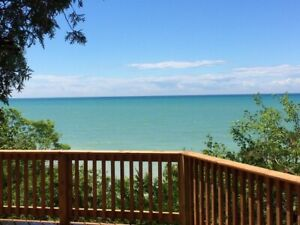 Lake Huron Rustic Cottage for Sale - near Goderich