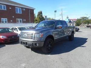FORD F-150 PLATINIUM 2009 (NAVIGATION,BLUETOOTH,TOIT OUVRANT)