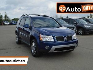 2008 Pontiac Torrent GT All-wheel Drive Sport Utility