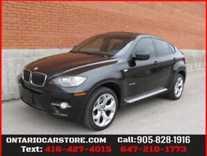 2009 BMW X6 xDrive3.5i !!!1 OWNER LOCAL ONTARIO CAR!!!