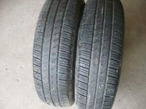 Two 195-65-15 tires for sale $50.00