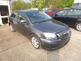 TOYOTA AVENSIS - FP57AZJ - DIRECT FROM INS CO
