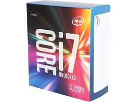 Intel Core i7 6800K processor