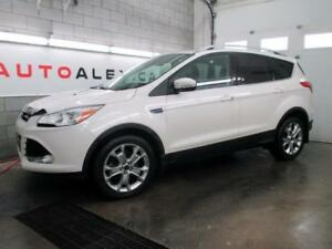 2014 Ford Escape 4WD Titanium NAVI CUIR TOIT CAMERA *50$/SEM*