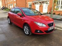 SEAT Ibiza 1.4 16v SE SportCoupe 3dr with 12 months MOT