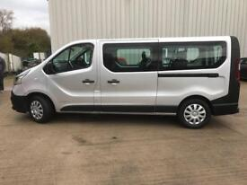 Renault TRAFIC LL29 BUSINESS ENER 9 SEAT MINI BUS MASSIVELY UNDER BOOK PRICE!!!