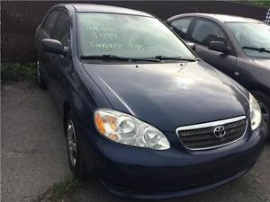 2007 Toyota Corolla CE MINT COND LIKE NEW (NO TAX)