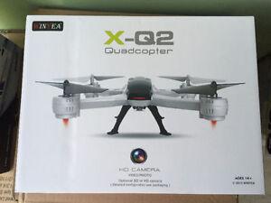 **WINYEA-XQ2** Brand New Quadcopter Drone w/ HD Camera RTF