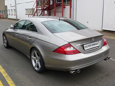 Mercedes W219 CLS CLS500 CLS350 CLS550 CLS320CDI Sport Exhaust Muffler Silencers