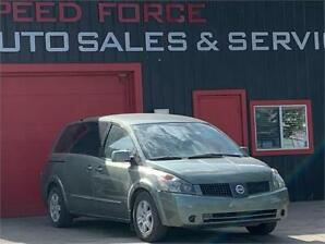 2005 Nissan Quest SL Low Millage Downpay to Go!
