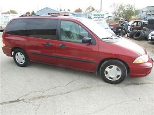 2003 Ford Windstar LX Value