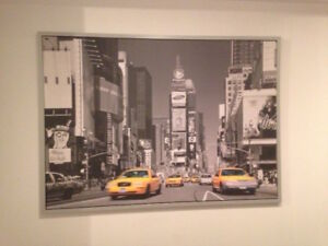 Ikea picture of new york city