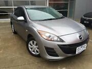 2010 Mazda 3 BL10F1 MY10 Neo Activematic Silver 5 Speed Sports Automatic Sedan Ravenhall Melton Area Preview