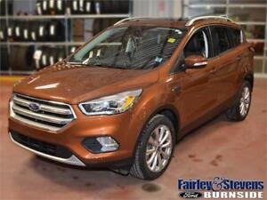 2017 Ford Escape Titanium $259 Bi-Weekly OAC