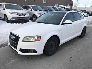 AUDI A3 S LINE 2.0T 2011 AWD AUTOMATIQUE FULL AC MAGS CUIR TOIT