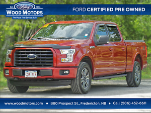 2015 Ford F-150 XLT Certified Pre-Owned