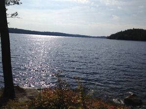 Rabbit Lake Temagami Northeastern Ontario Cottage for Sale