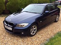 BMW 3 Series 2.0 TDI ED - one owner from new, Sat Nav, Leather, Great condition - just £7495