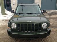 JEEP PATRIOT 4X4 2008 134000KM AUTOMATIC