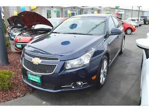 2011 Chevrolet Cruze LT2 - YOURS TODAY for $47/week