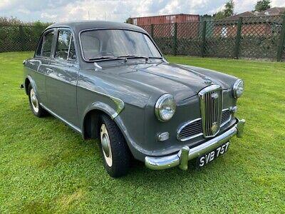 """1957 Wolseley1500 Series 1 """"Timewarp Example"""", 2 Owners, 54k Miles Heritage Cert"""