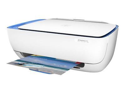HP  DeskJet All-in-One DJ3632 InkJet Wireless Color Printer