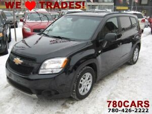2012 Chevrolet Orlando 1LT Front-wheel Drive