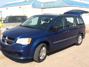 2011 Dodge Grand Caravan SE $7995 SL CERT 1831 SASK AVE