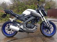 Yamaha MT 125 (Non ABS)