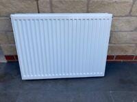 Double radiator 60H x 80W